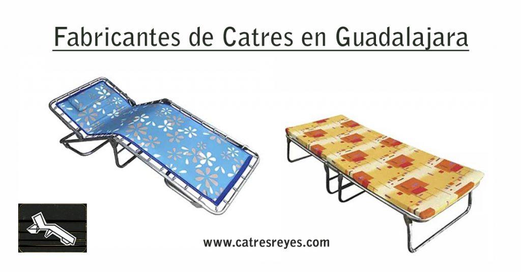 fabricantes de catres en Guadalajara